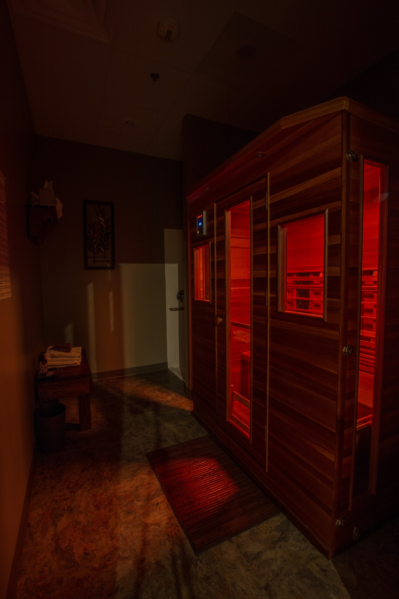 Infrared Sauna Benefits Toxic