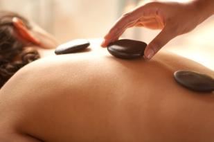 Hot Stone Hot Rocks Relaxation Deep Tissue Massage Therapy