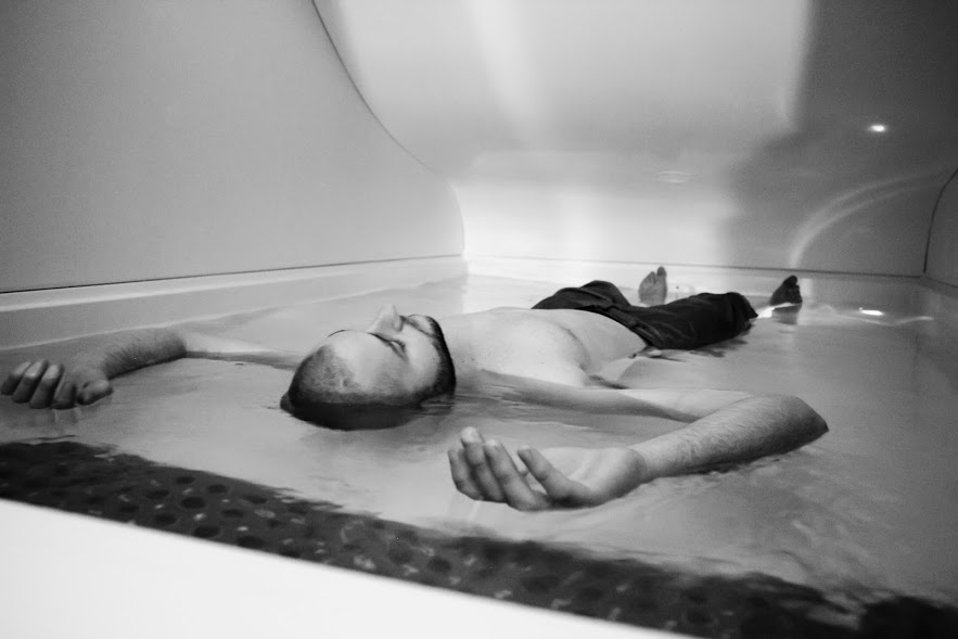 Floating Float Tank Floatation Therapy Float Sensory Deprivation